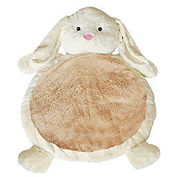 Mary Meyer® Bunny Baby Tummy Time Mat in White
