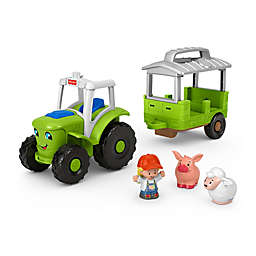 Fisher-Price® Little People® Farm Tractor Playset