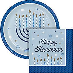 Creative Converting™ 72-Piece Hanukkah Celebration Snack Kit