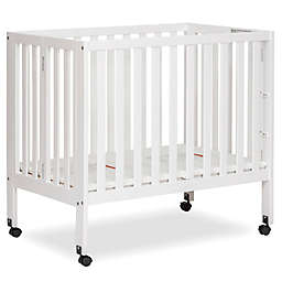 Dream On Me Jett Mini Portable Folding Crib