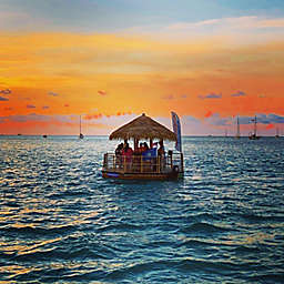 Key West, Florida Tiki Sunset Cruise  by Spur Experiences®