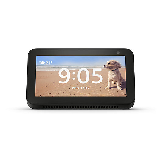 Alternate image 1 for Amazon Echo Show 5 in Charcoal