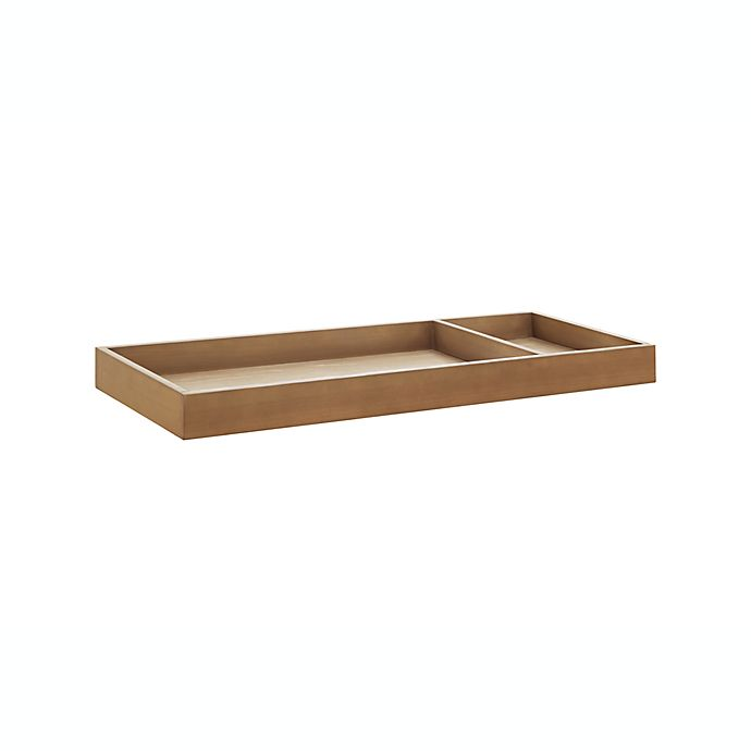 Alternate image 1 for Nursery Work Universal Wide Changing Tray in Ash