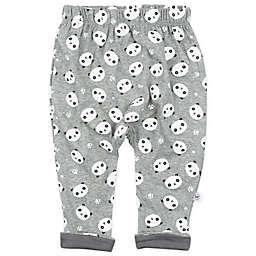 The Honest Company® Organic Cotton Panda Harem Pant in Grey