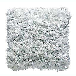 VCNY Home New York Fluffy Shag Square Throw Pillow