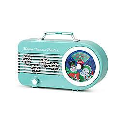 Mr. Christmas® Snowtunes Christmas Radio in Teal