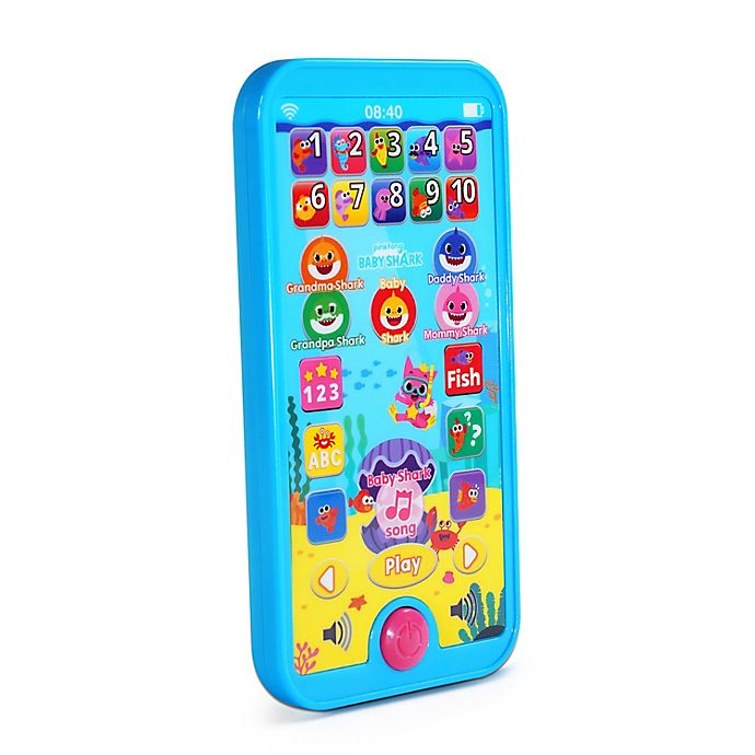 Alternate image 1 for Pinkfong Baby Shark Smartphone