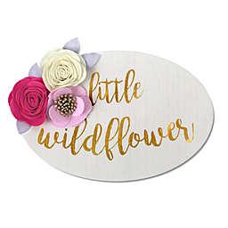 Wendy Bellissimo™ Mix & Match 12-Inch x 8-Inch Wildflower Wall Art in Cream