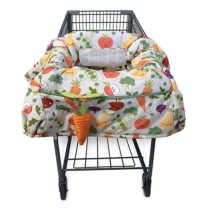Alternate image 1 for Boppy® Shopping Cart and High Chair Cover in Farmers Market