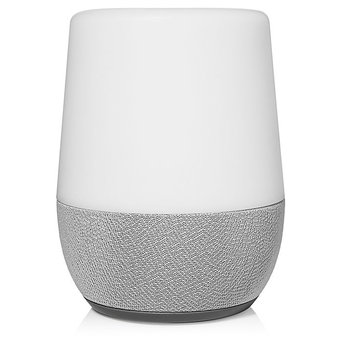 Alternate image 1 for Yogasleep™ Duet Multi-Sound Machine and Night Light in White/Grey