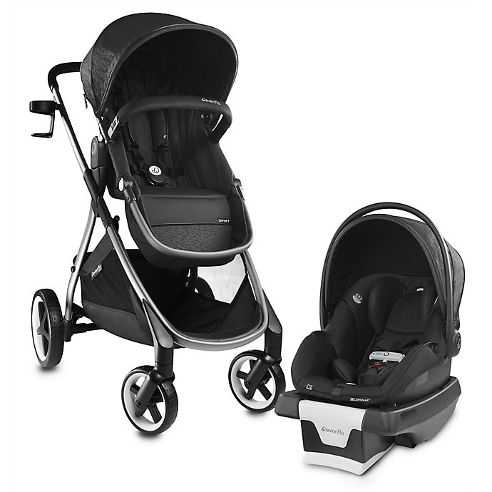 Alternate image 1 for Evenflo® Gold SensorSafe Shyft™ Smart Travel System