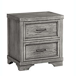 Westwood Design Foundry Nightstand in Pewter