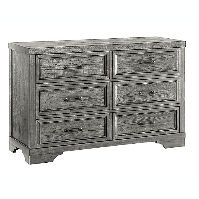 Alternate image 1 for Westwood Design Foundry 6-Drawer Dresser