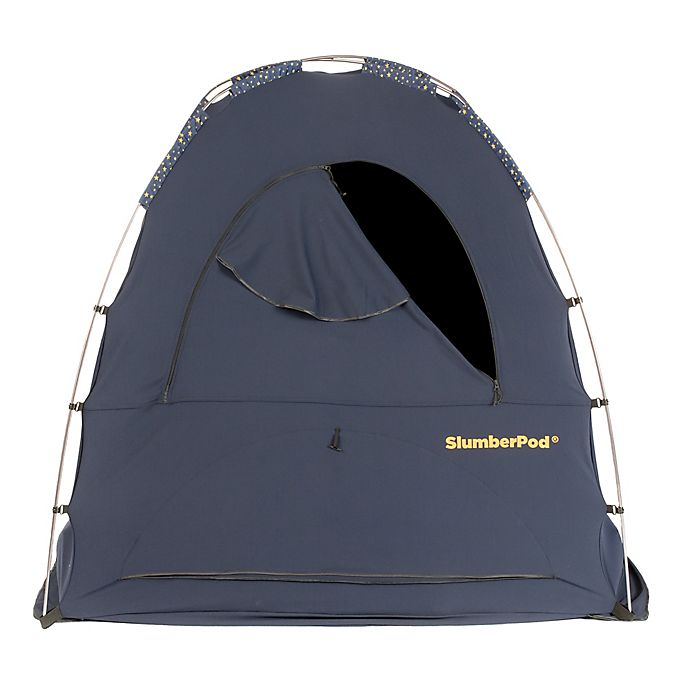Alternate image 1 for SlumberPod® Privacy Canopy in Navy