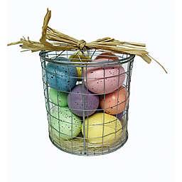 4.75-Inch Caged Egg Easter Basket