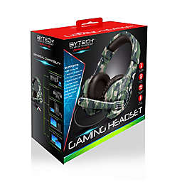 BYTECH® Camouflage Gaming Headphones