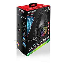 BYTECH® Light-Up Flexable Gaming Headphones