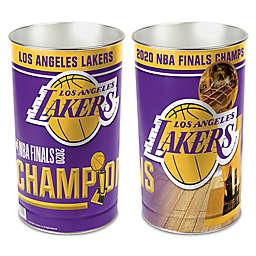 NBA Los Angeles Lakers 2020 Finals Champions Wastebasket