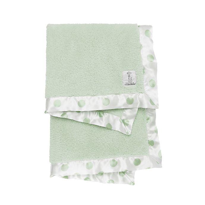 Alternate image 1 for Little Giraffe® New Dot™ Chenille Blanket
