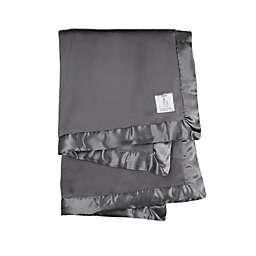 Little Giraffe ® Luxe ™ Receiving Blanket in Charcoal