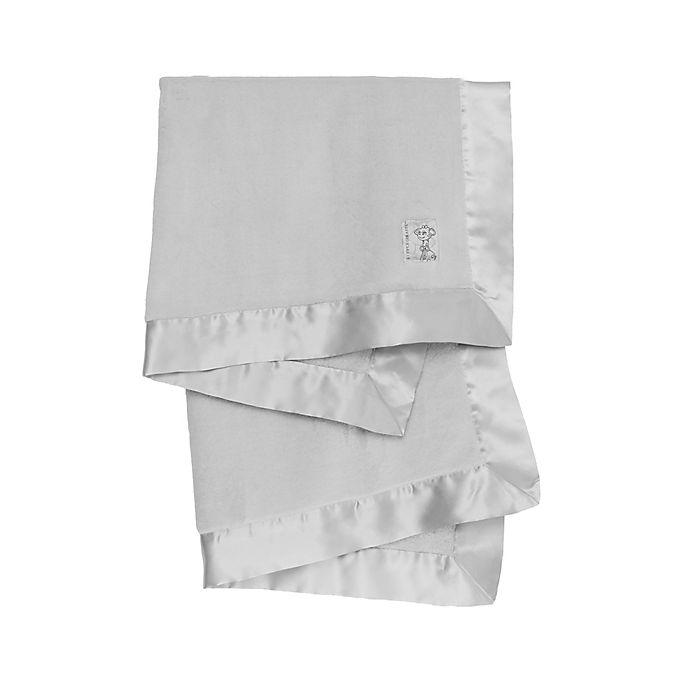 Alternate image 1 for Little Giraffe Powder Plush™ Receiving Blanket