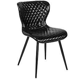Flash Furniture Vinyl Upholstered Bristol Chair