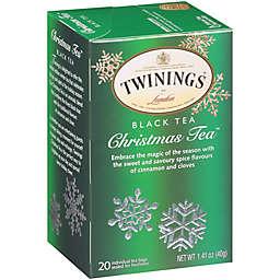 Twinings® Christmas Tea™ Bags 20-Count