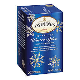 Twinings® Winter Spice Herbal Tea Bags 20-Count
