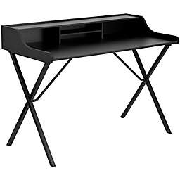 Flash Furniture 35-Inch Computer Desk in Black