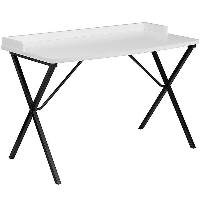 Flash Furniture 31 5 Inch Computer Desk, Flash Furniture Computer Desk