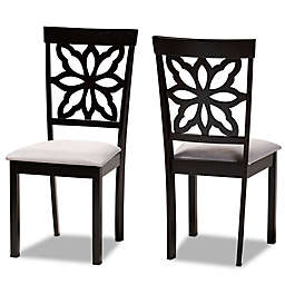 Baxton Studio Henry Dining Chairs (Set of 2)