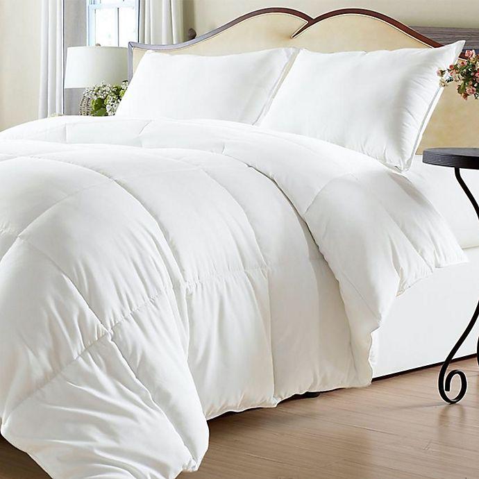 Alternate image 1 for Luxury Home Down Alternative Comforter