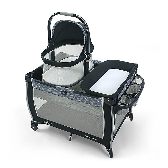 Alternate image 1 for Graco® Pack 'n Play® Day2Dream Bassinet Playard