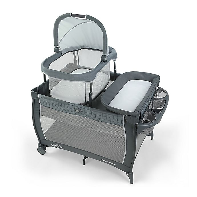 Alternate image 1 for Graco® Pack 'n Play® Day2Dream Travel Bassinet Playard