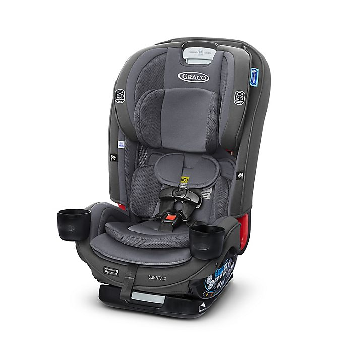 Alternate image 1 for Graco® SlimFit3 LX 3-in-1 Car Seat