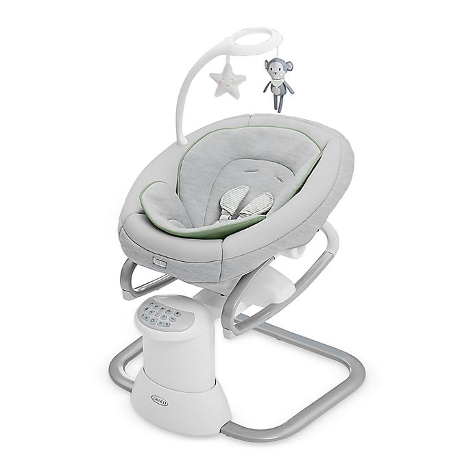 Alternate image 1 for Graco® Soothe My Way™ Swing with Removable Rocker