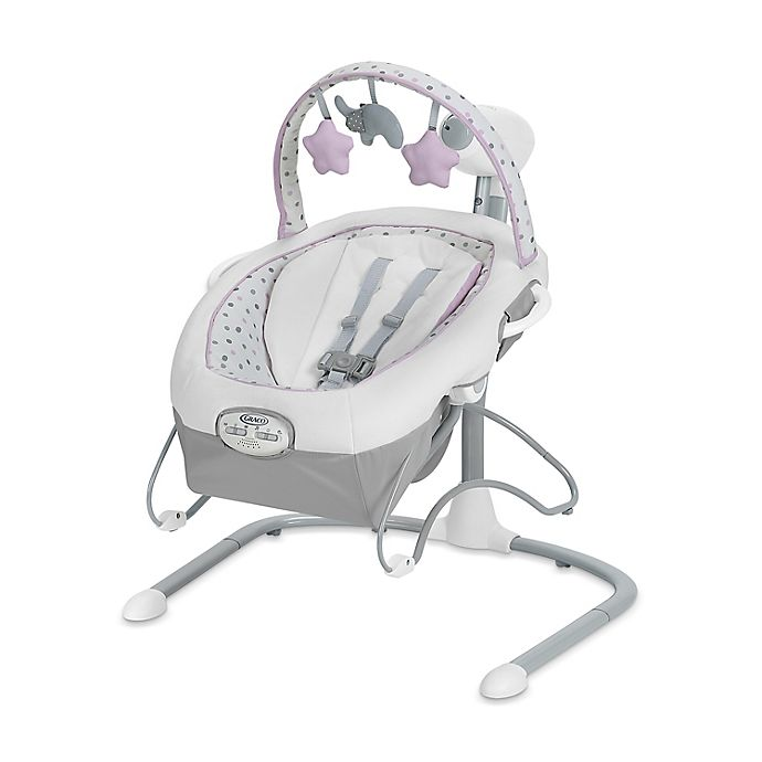 Alternate image 1 for Graco® Soothe 'n Sway™ LX Swing with Portable Bouncer