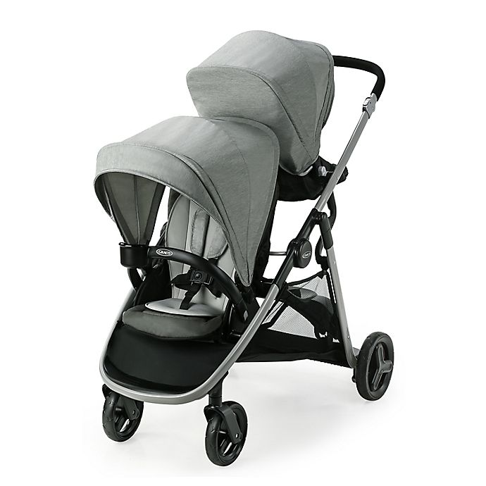 Alternate image 1 for Graco® Ready2Grow LX 2.0 Double Stroller