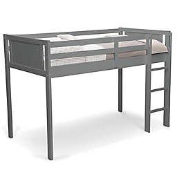 Delta Children® Twin Low Loft Bed in Charcoal