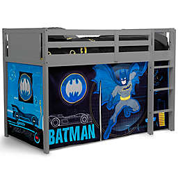 Delta Children® Batman Lofted Bed Tent in Black