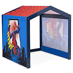 Delta Children Marvel® Spider-Man Indoor Tent Playhouse in Blue