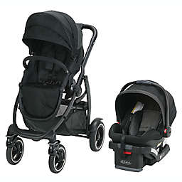 Graco® Evo™ XT Quad Travel System in Black