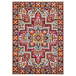 Amaya Rugs Baynes Darlington Rug in Red