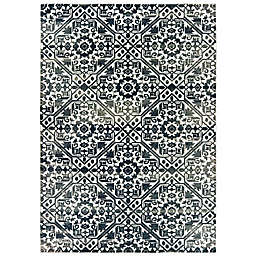 Amaya Rugs Bartley Donovan Rug in Navy