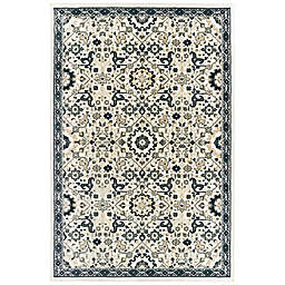 Amaya Rugs Bartley Coffey Rug in Ivory