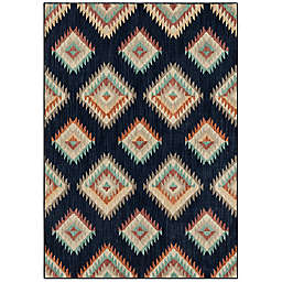 Marmalade™ Everest 5' x 7' Area Rug in Indigo