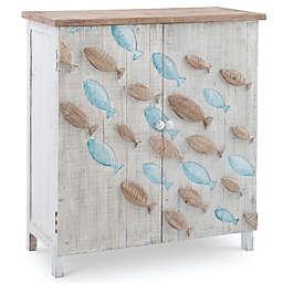 Seward Cabinet in Blue