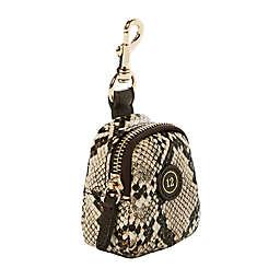 TWELVElittle Little Pouch Faux Leather Diaper Bag Charm