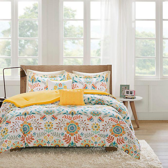 Alternate image 1 for Intelligent Design Nina Comforter Set