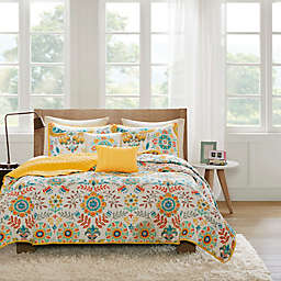 Intelligent Design Nina Twin/Twin XL Coverlet Set